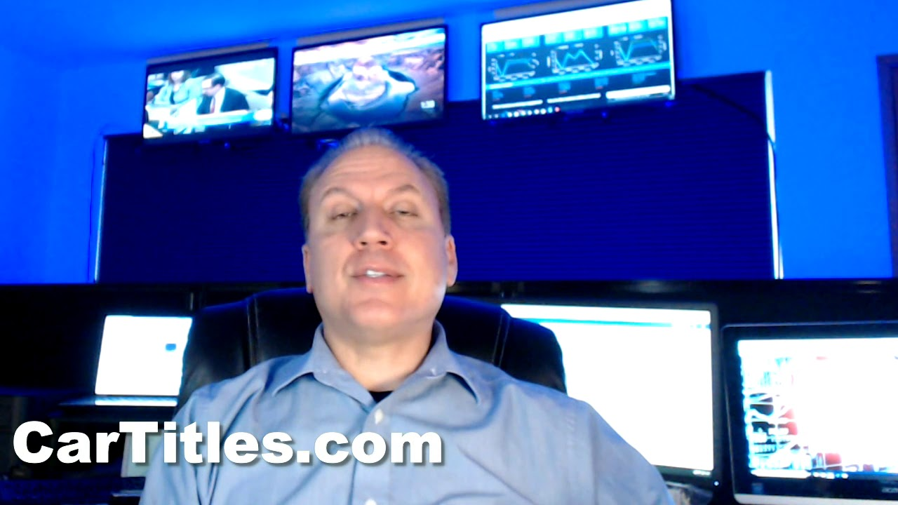 Vehicle Title Search